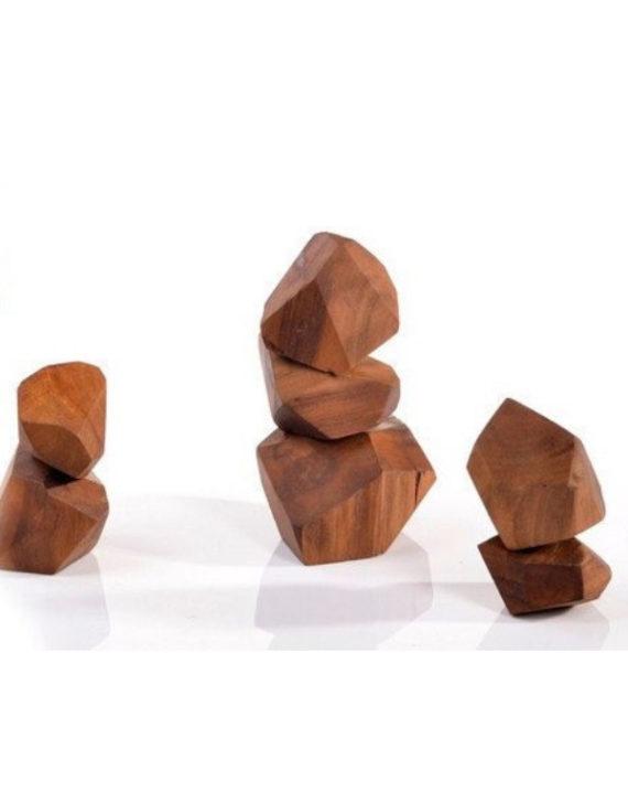 Drewniane Klocki Alexander7Stones