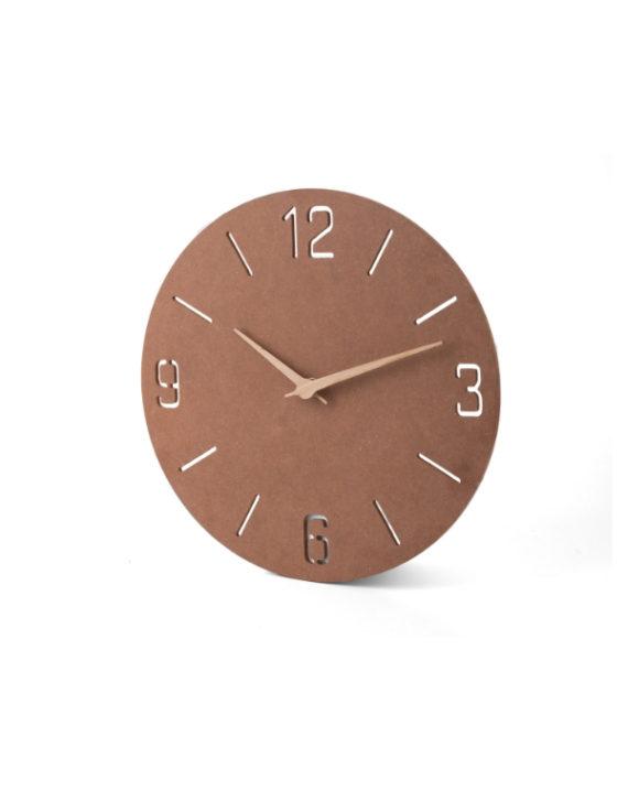 Zegar ścienny Natura