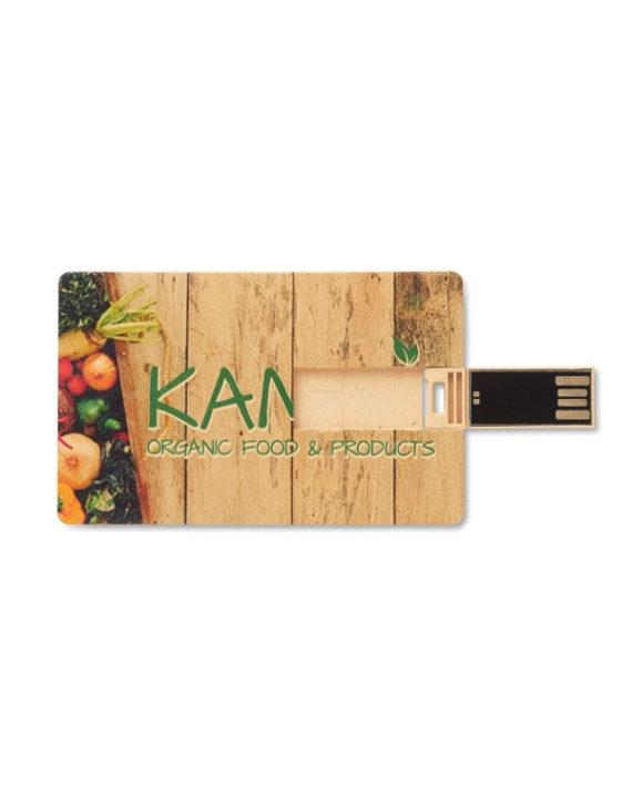 Pamięć USB w obudowie ze słomy / PP