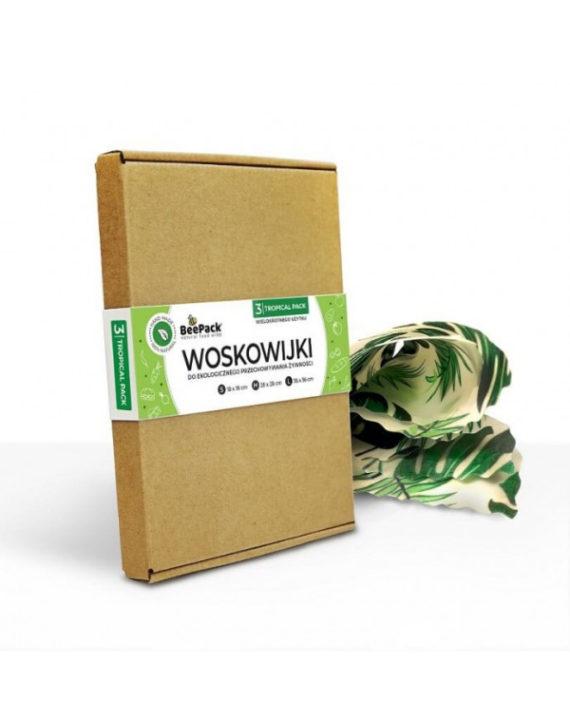 Woskowijki Tropical Pack 3 szt.